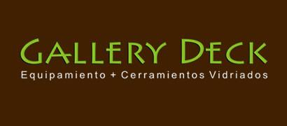 GALLERY DECK