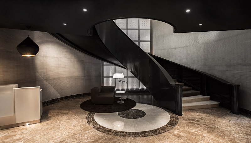 Arquitectura hotelera internacional naco architecture for Estudios de arquitectura famosos