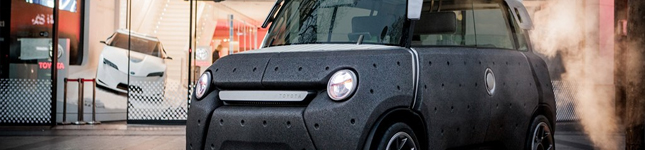 Toyota ME.WE – Jean-Marie Massaud – Diseño exclusivo