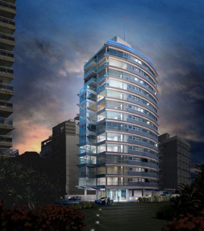 Torres residenciales de categoría – Edificios Serena – Mar del Plata