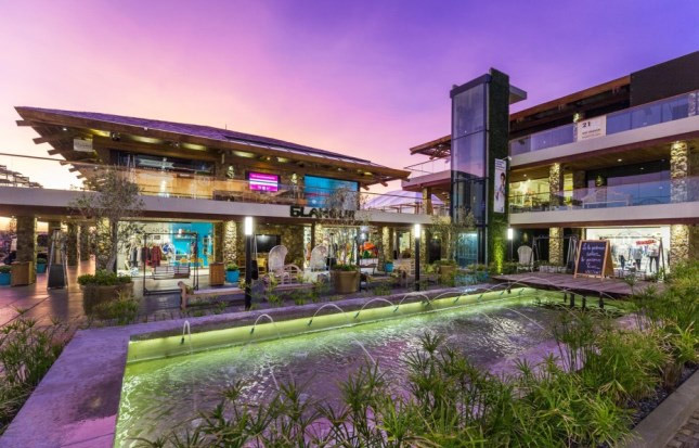 Diseño & planificación de mall en Punta del Este – OH La barra – Edifiko Arquitectura