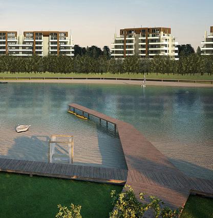 Desarrollos residenciales en zona sur – Hudson Park