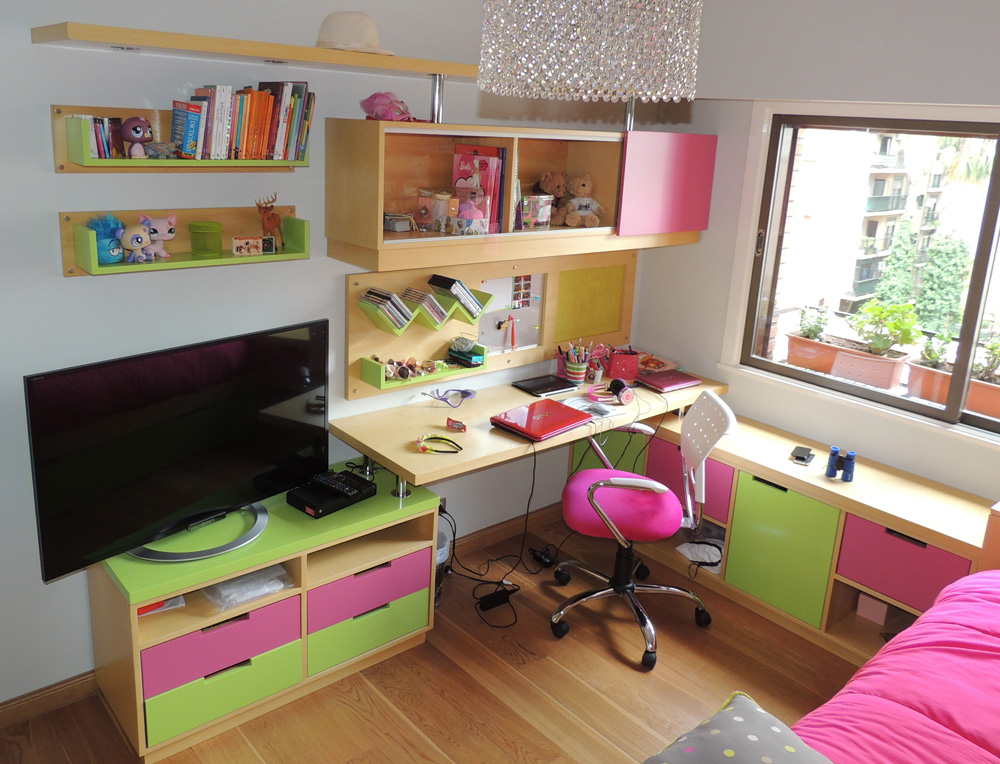 Muebles para dormitorios juveniles en zona norte for Muebles briole dormitorios juveniles