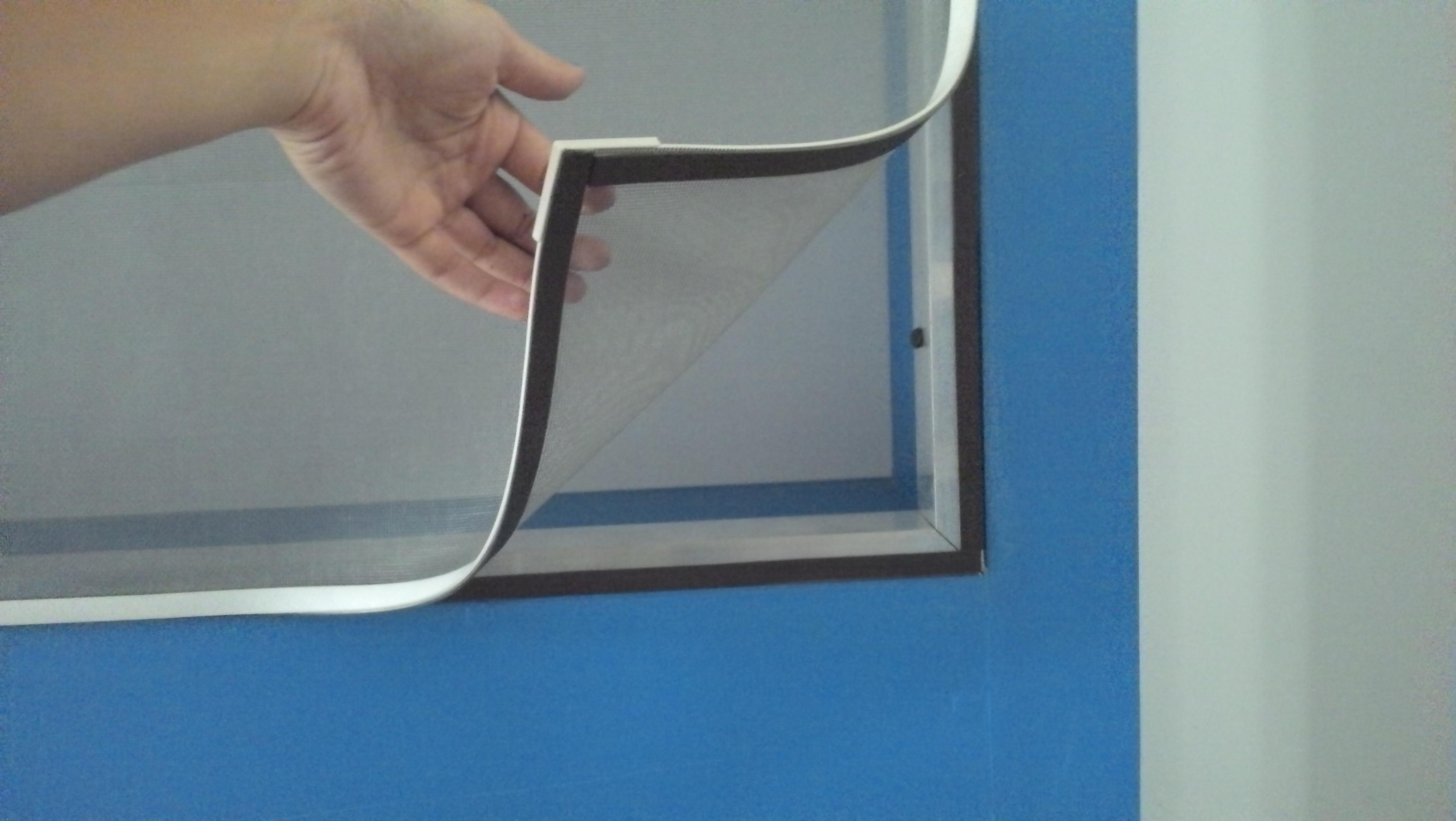 Cortinas roller y mosquiteros de alta prestacion tradem for Mosquiteros de aluminio