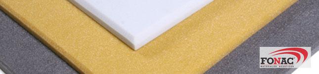 Revestimiento acústico símil piedra – Fonoabsorbente Stone – FONAC