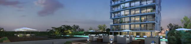 Torres Residenciales de Jerarquia – Pont Bleu