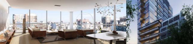 Emprendimiento residencial con Amenities en Palermo – Quantum Berutti