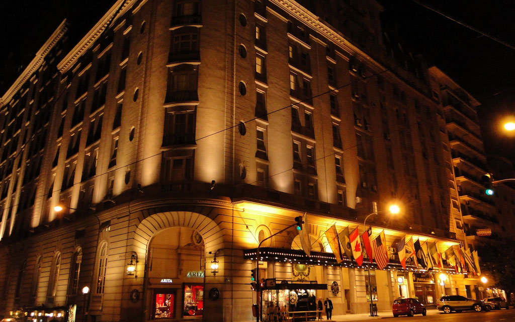 Mamparas Para Baño Neuquen:Alvear Palace Hotel Buenos Aires Argentina