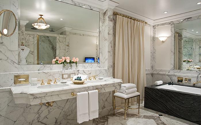 Mamparas de dise o para hoteleria alvear palace shawer - Banos de hoteles de lujo ...