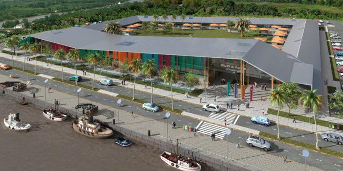 Centro comercial en Tigre – Docks del Puerto
