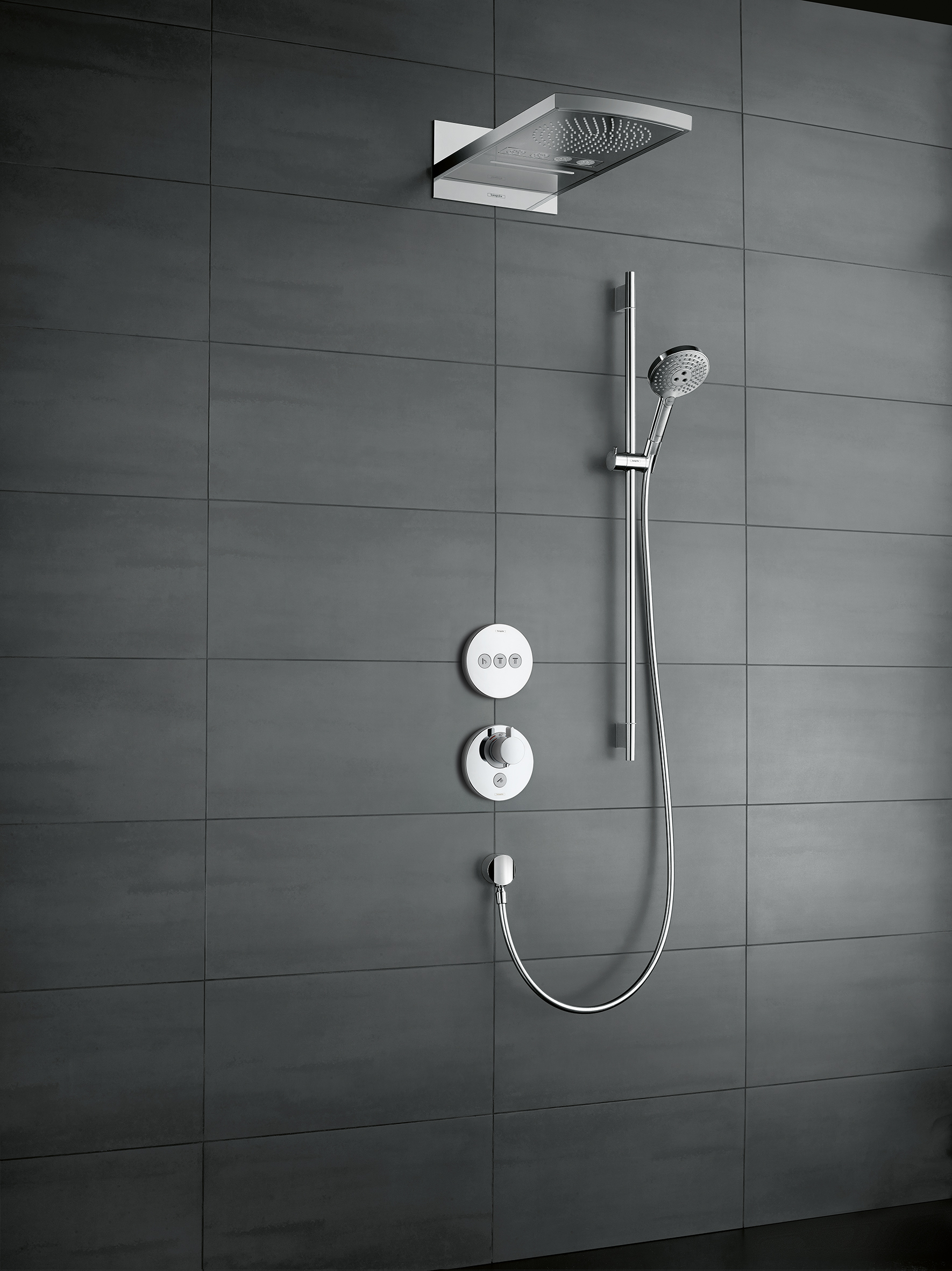 Duchas y grifer as para hoteler a showerselect for Llaves para shower