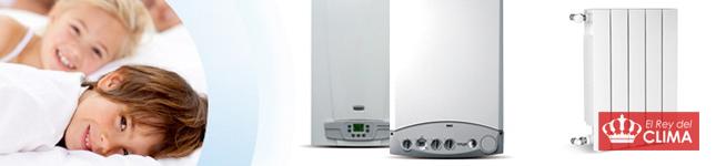 Calderas y radiadores de calidad para edificios – Rey del Clima