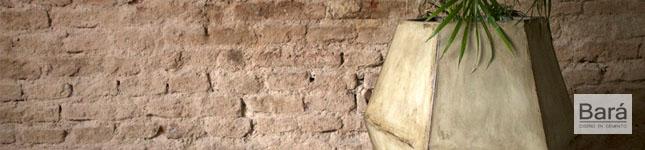 Macetas de diseño en cemento – Nuevo modelo XL – Bará