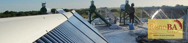 Paneles solares para hotelería – Renoba Solar