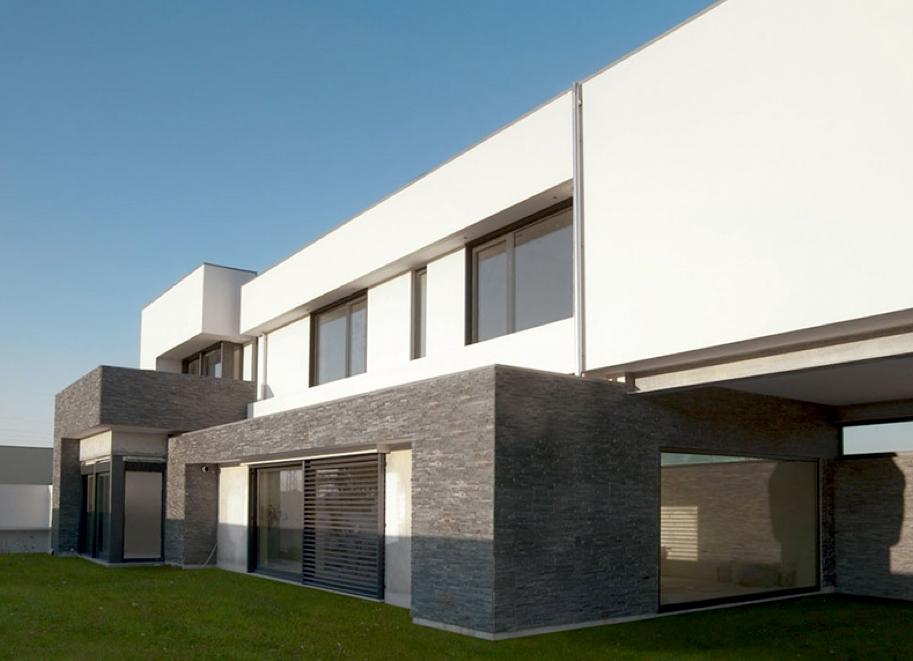 Revestimientos flexibles en piedra para la arquitectura pedraflex tradem style - Revestimientos de muros exteriores ...