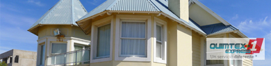 Restauración de techos de chapa color – Mix de productos – Quimtex 1