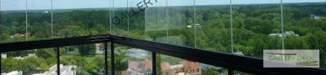 Barandas de diseño para balcones en Zona Sur – Gallery Deck