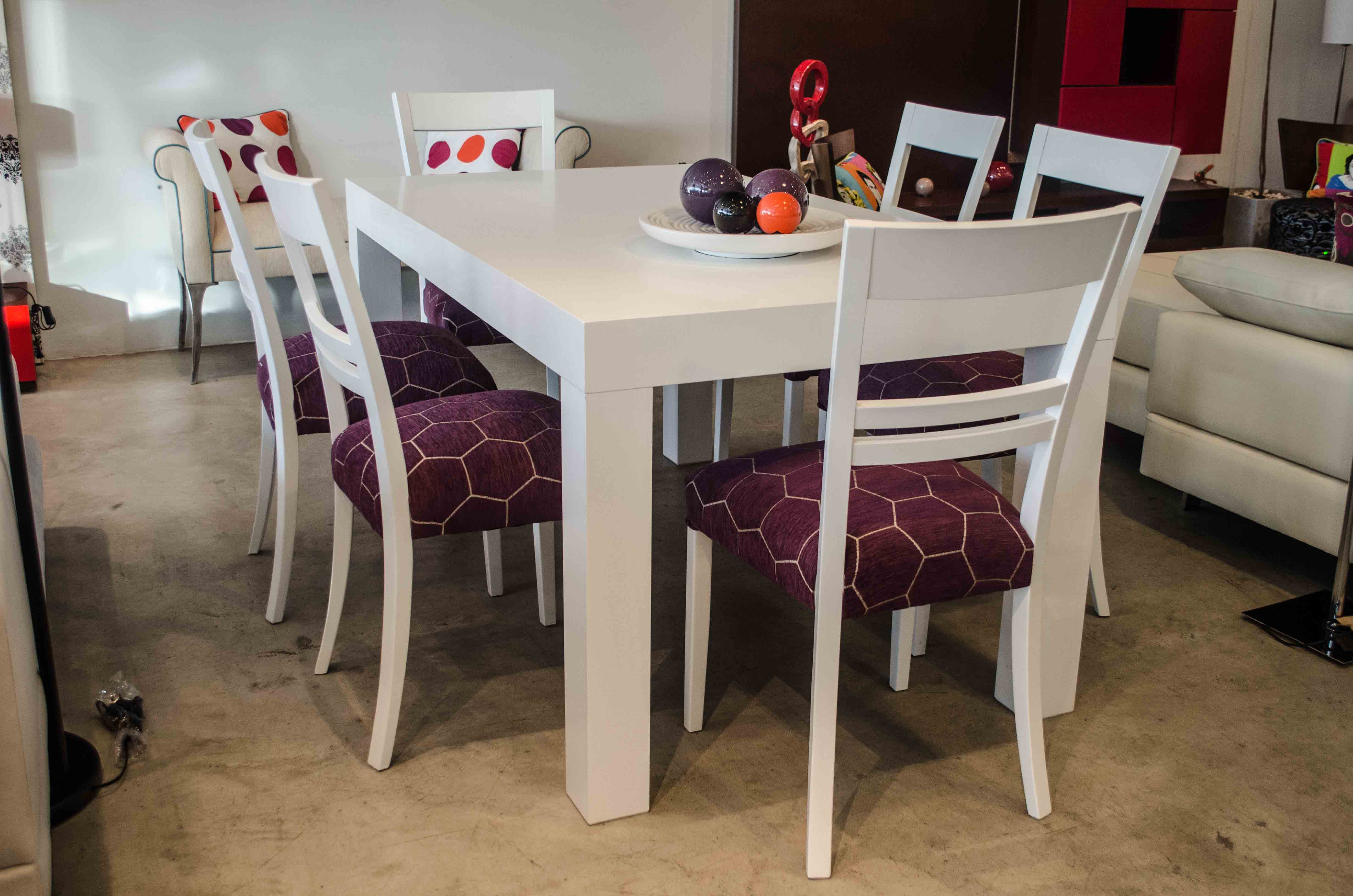 Mesas y sillas para comedor de Ituzaing BB Deco Tradem Style