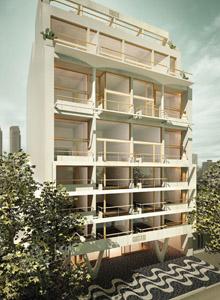 Desarrollos residenciales de vanguardia en Palermo – Proyecto Brasilia