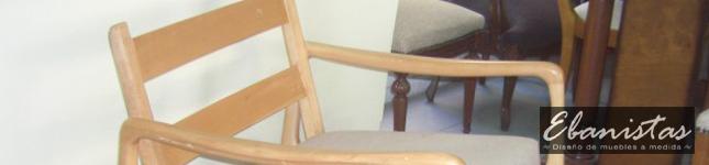 Fábrica de sillas retro-vintage de calidad – Hamaca – Ebanistas