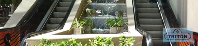 Fábrica de fuentes y cascadas en zona norte – Tritón