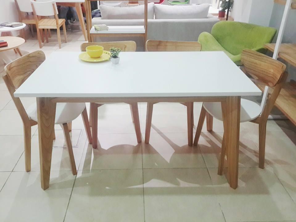 mesas escandinavas para comedor insella tradem style