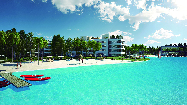 LAGOON PILAR Vista playa