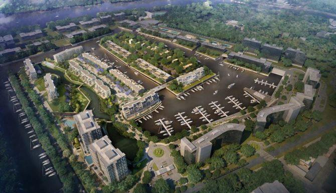 Emprendimiento residencial navegable en Tigre – Venice – TGLT