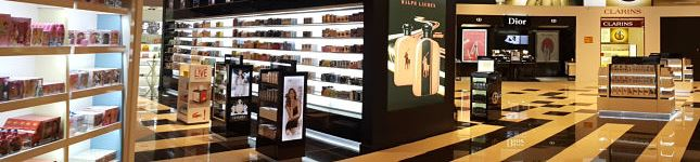 Diseño de locales Free Shop en frontera - Neutral - Melancia Mall - Ariaudo _ Asoc.-portada