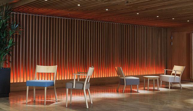 Sillas de vanguardia para hotelería - Paged by Tecno Retail Bs As-1