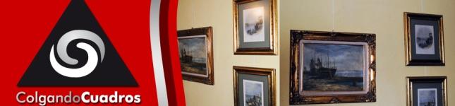 Colgado de cuadros para galerías de arte – Colgando Cuadros