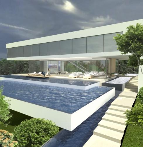 Diseño de residencias en Punta del Este – Casa del Mar – LIVE IN