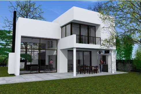 Diseño de viviendas en countries – Club El Carmen – Arq. Daniel Torchiaro