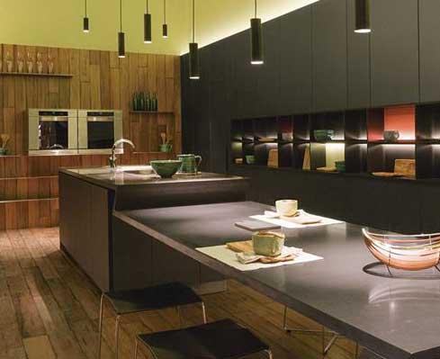 Cocinas de vanguardia en Casa FOA – JOHNSON ACERO | Tradem Style