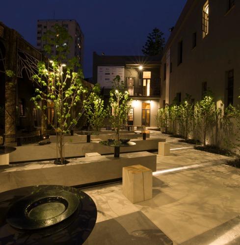 Diseño de espacios exteriores – Casa FOA – Aire y Luz – Flavio Domínguez
