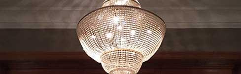 Diseño de arañas de cristal para teatros – Cine Teatro Lobos – HDS ILUM