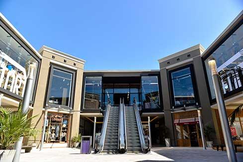 Desarrollos de Centros Comerciales en Nordelta