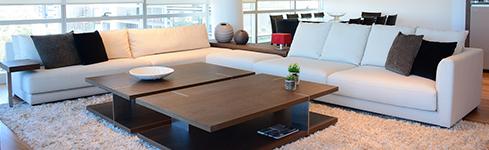 Interiorismo & decoración de vanguardia – Living Comedor – María ...
