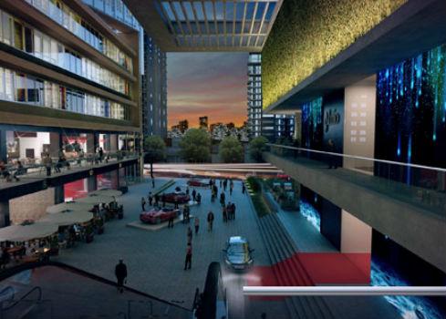 Emprendimientos urbanos en Vicente Lopez – Complejo Alrio