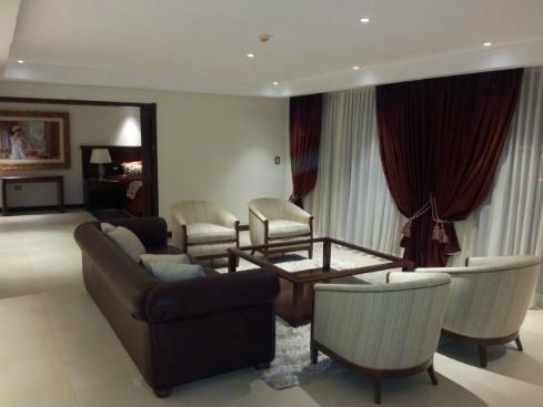 Decoración e Interiorismo para hoteles – Hotel Amerian Termas de Río Hondo – SM Decoraciones