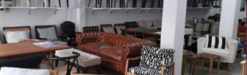 Fábrica de sillas retro-vintage en Palermo – Silla Tejida – Ebanistas