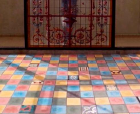 Mosaicos Saponara