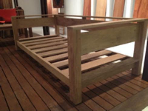Muebles para exteriores en madera en zona norte grupo - Madera para exteriores ...
