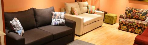 Sofá cama de diseño Nordelta -Esempi diseños