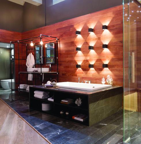 Diseño de baños de alta gama – Design & Art Center – Inés Calamante y Virginia di Leoni