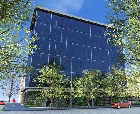 Diseño de edificio corporativo en Berazategui – DT&A Arquitectos
