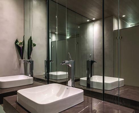 Diseño de baños de vanguardia – Roca – Viviana Melamed