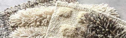 Mantas de lana tejidas a mano awanay tradem style for Mantas de lana hechas a mano