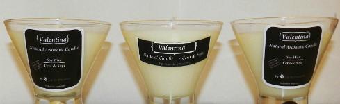 Velas aromáticas en Cera de Soja – Nuevas fragancias – Luz de Encuentro
