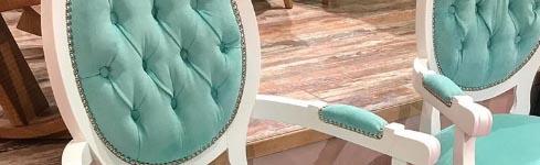 Fabrica de sillas clásicas en Palermo – De La Torre Zaragoza